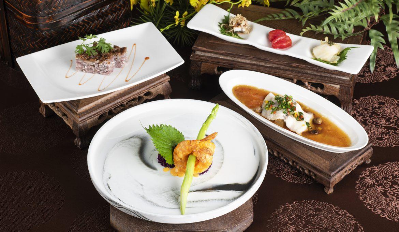 Seafood Harvest Set Menu (Lunch Only)