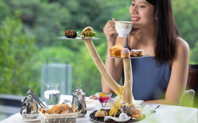 寵愛台新閨蜜 不分平假日享麗禧下午茶雙人88折優惠