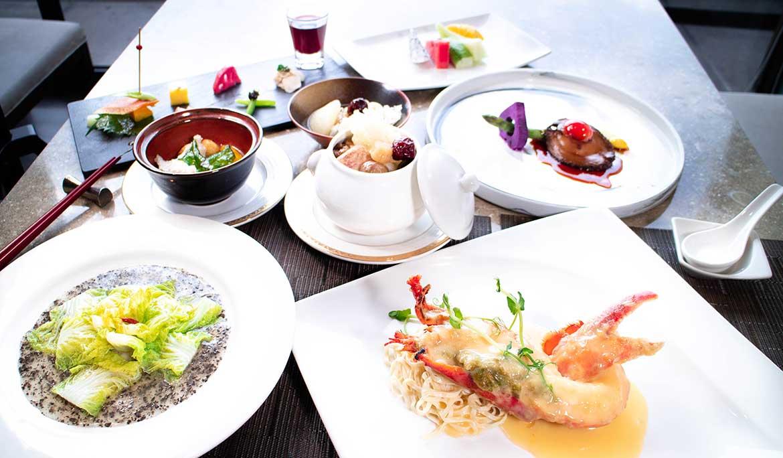 雍翠庭龍蝦套餐