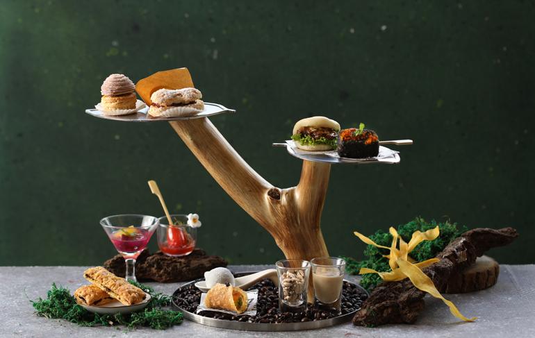 歐陸餐廳麗禧下午茶11月1日正式上市