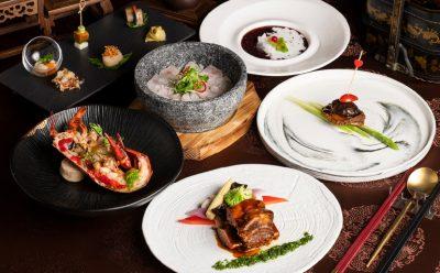 絕美山林的台式尋味之旅 雍翠庭典藏海陸套餐全新上市