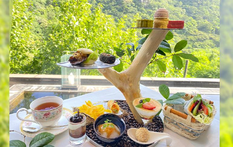 台式經典美味法式優雅呈現 麗禧下午茶全新品項上市